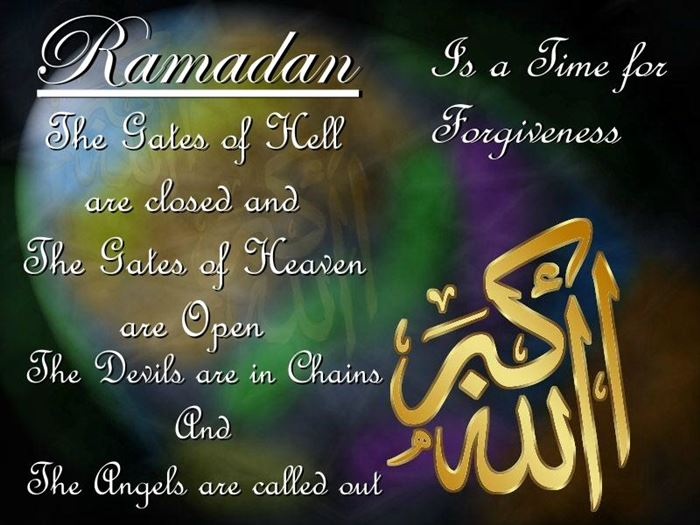 Short Ramadan Mubarak 2018 Greeting Messages In English