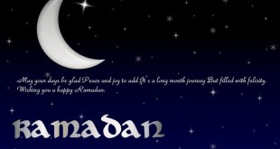 Short Ramadan Mubarak Greeting Messages In English