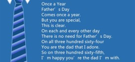 Top Funny Happy Fathers Day Poems From Friends