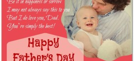 Top Happy Father's Day Wishes SMS