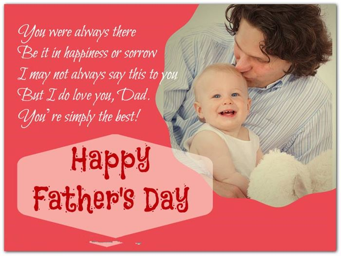 Unique Happy Father's Day Wishes SMS