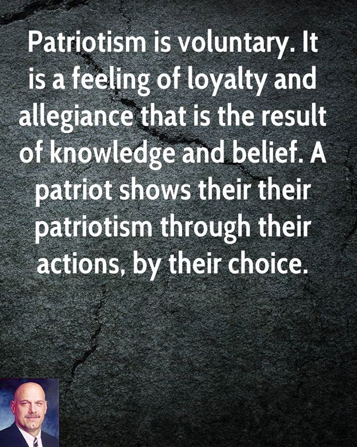 Famous Patriotic Quotes On USA Independence Day