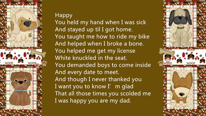 Top Poems About Father's Day From Daughter