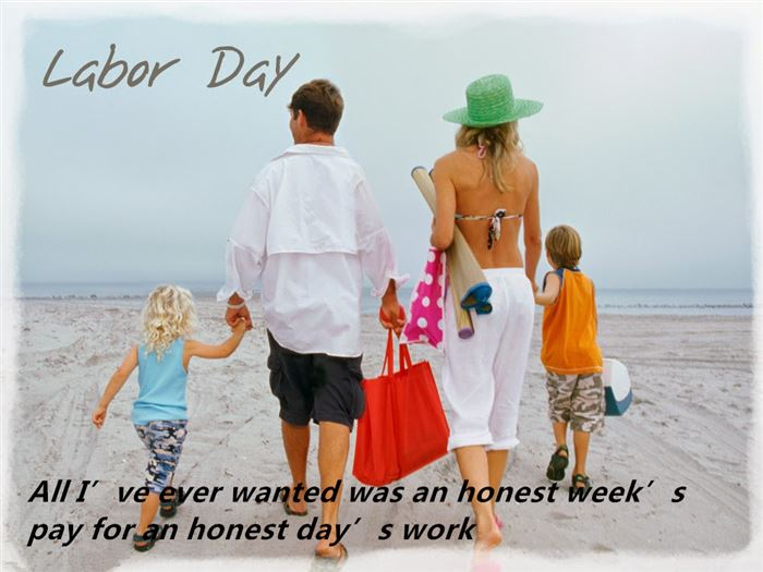 Meaningful Happy Labor Day Humorous Quotes
