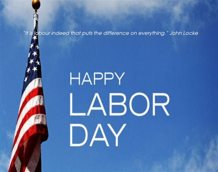 Famous Happy Labor Day Weekend Sayings