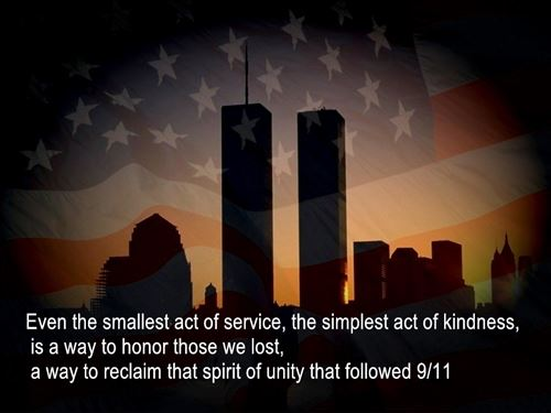 Best September 11th Memorial Quotes