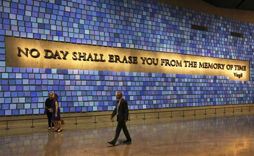 Famous September 11th Memorial Quotes