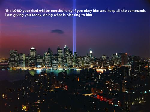 Inspirational Bible Quotes For September 11th