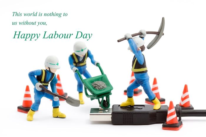 Meaningful May 1st Labor Day Quotes