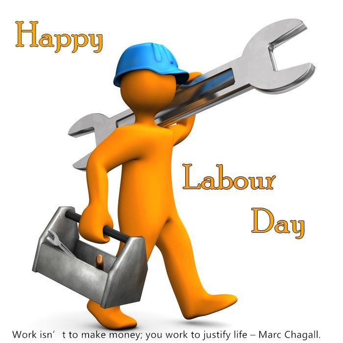 Inspirational May 1st Labor Day Quotes