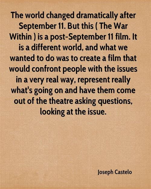 Meaningful September 11th Quotes
