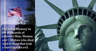 Famous September 11th Short Quotes