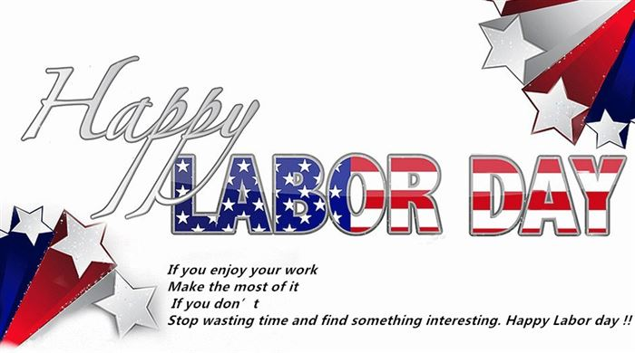 Unique Happy Labor Day Message To Workers