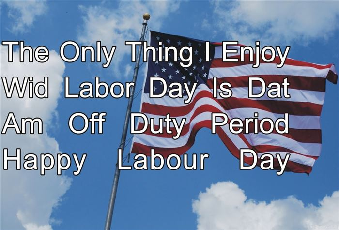 Famous Inspirational Happy Labor Day Quotes