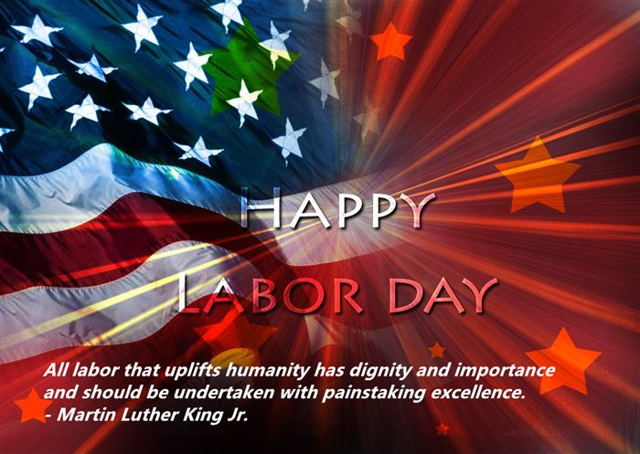 Unique Happy Labor Day Sayings