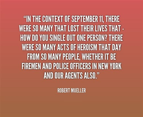 Meaningful Quotes About September 11