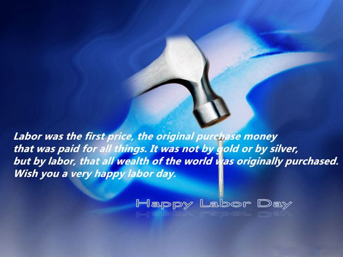 Best Happy Labor Day Wishes To Employees