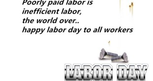Meaningful Happy Labor Day Wishes To Employees