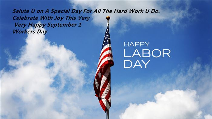 Unique Happy Labor Day Messages For Facebook