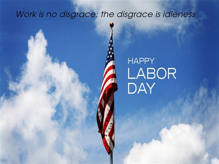 Meaningful Happy Labor Day Weekend Messages