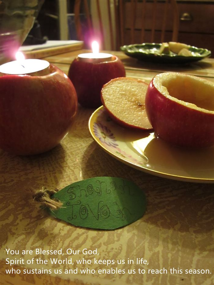 Best Blessing For Rosh Hashanah Candles