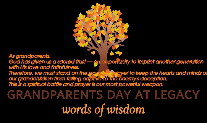 Meaningful Grandparents Day Prayers Of The Faithful