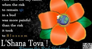 Best Rosh Hashanah Greeting Message