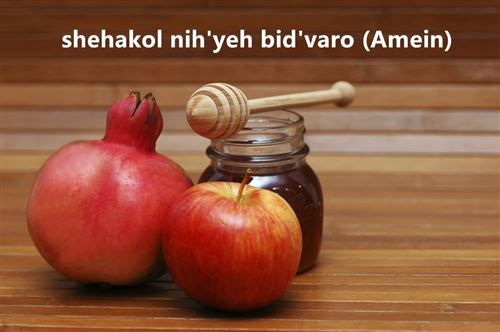 Meaningful Blessing Prayers For Rosh Hashanah Meal