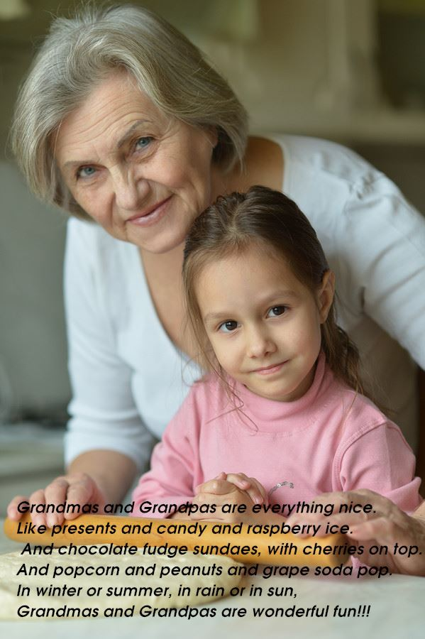Meaningful Poems For Grandparents Day From Preschools
