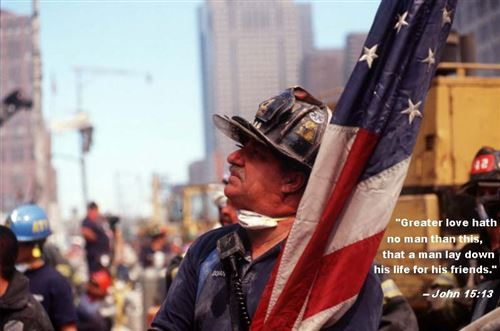 Meaningful September 11 Quotes For Firemen