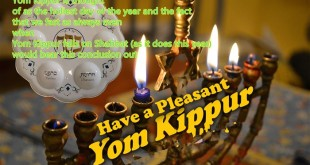 Inspirational Yom Kippur Greetings Quotes