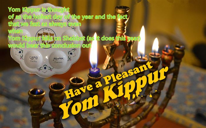 Meaningful Yom Kippur Greetings Quotes