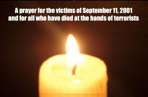 Best Prayer For September 11th Victims