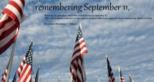 Meaningful September 11th Memorial Sayings