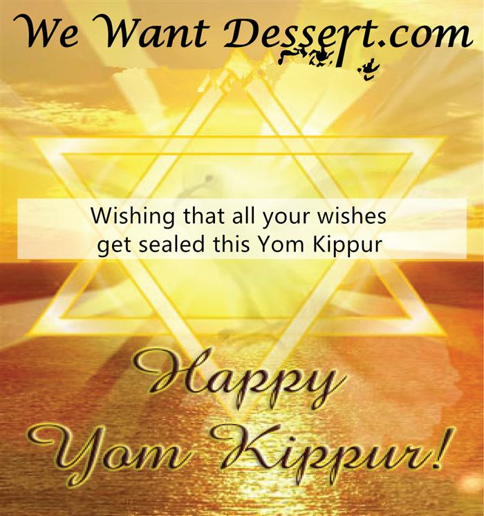 Simple Yom Kippur Greetings In English