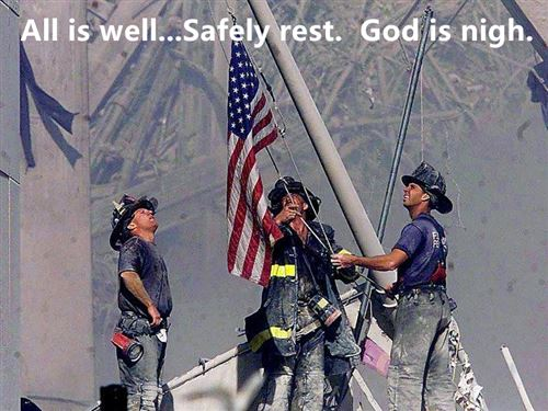 Meaningful September 11 Quotes And Sayings