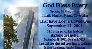 Top Catholic Prayer For September 11th
