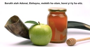 Top Rosh Hashanah Apples And Honey Prayer