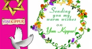 Top Yom Kippur Blessings Greetings