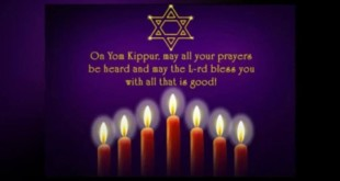 Unique Yom Kippur Blessings Greetings