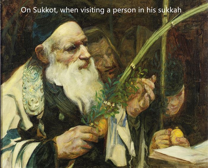 Appropriate Greetings For Sukkot