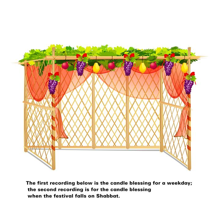 Meaningful Candle Lighting Blessings For Sukkot