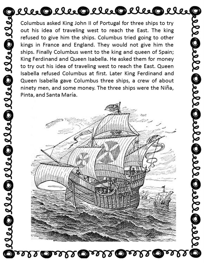 Meaningful Columbus Day Activities For First Grade