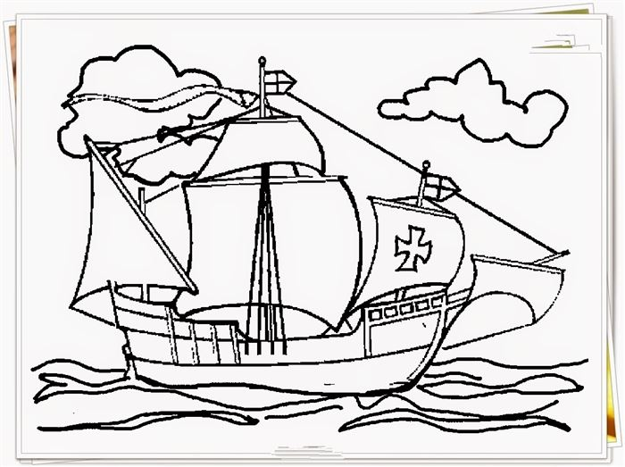 Best Columbus Day Worksheets For Kindergarten