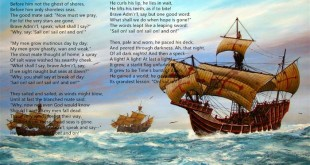 Best Free Columbus Day Poems For Kindergarten