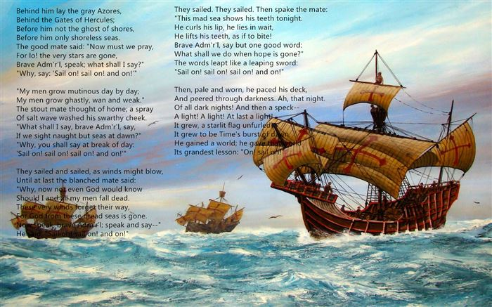 Unique Columbus Day Poems For Kindergarten