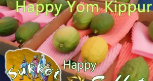 Best Free Happy Sukkot Greeting Ecards