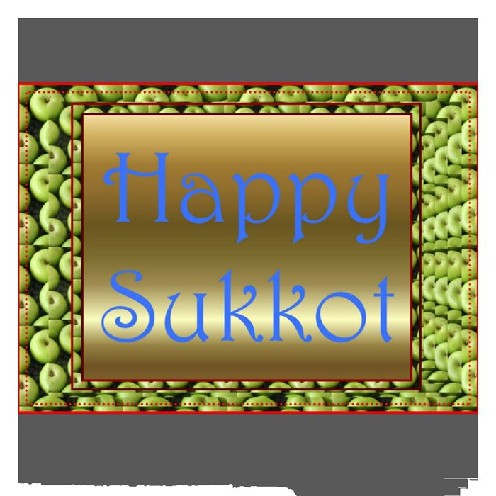 Meaningful Happy Sukkot Greeting Ecards