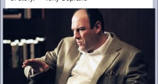 Best Sopranos Columbus Day Quotes