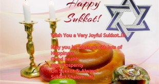 Proper Greetings For Sukkot